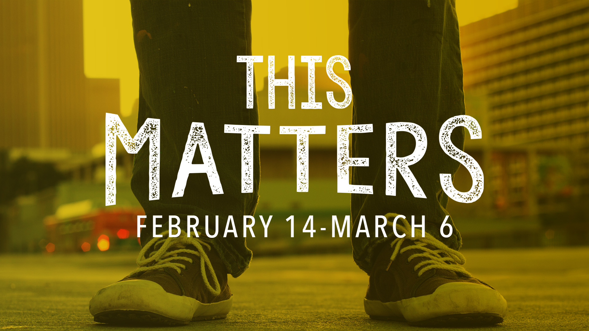 This Matters dates